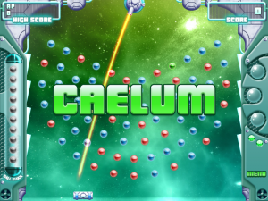 Caelum a 2d game by ApGames