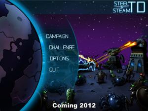 Steel & Steam TD strategy game